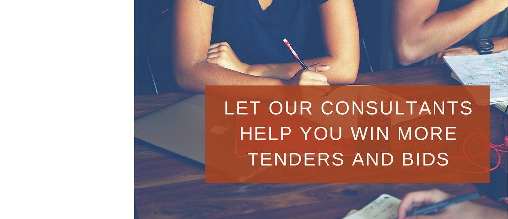 We help write bids and proposals.
