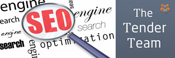 SEO copywriting Services The Tender Team