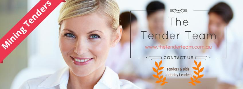 mining tenders service - The Tender Team