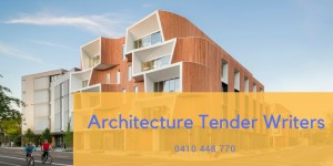 Architecture Tenders