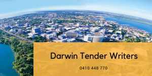 Tender Writers Darwin