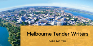 Tender Writers Melbourne