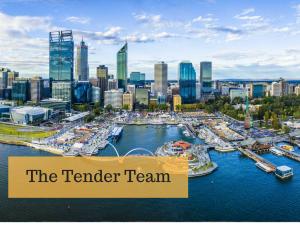 Tender Writers in Perth