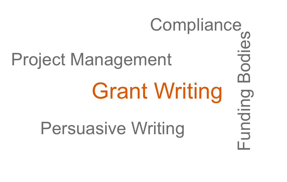 grant writing - the tender team