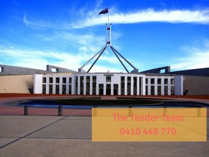tender and bid writers in Canberra