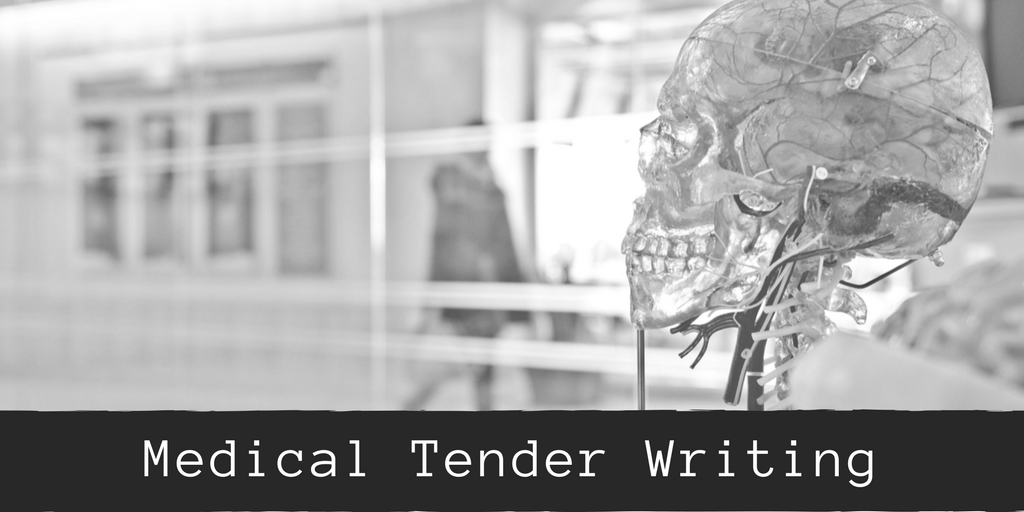 Medical tender writing