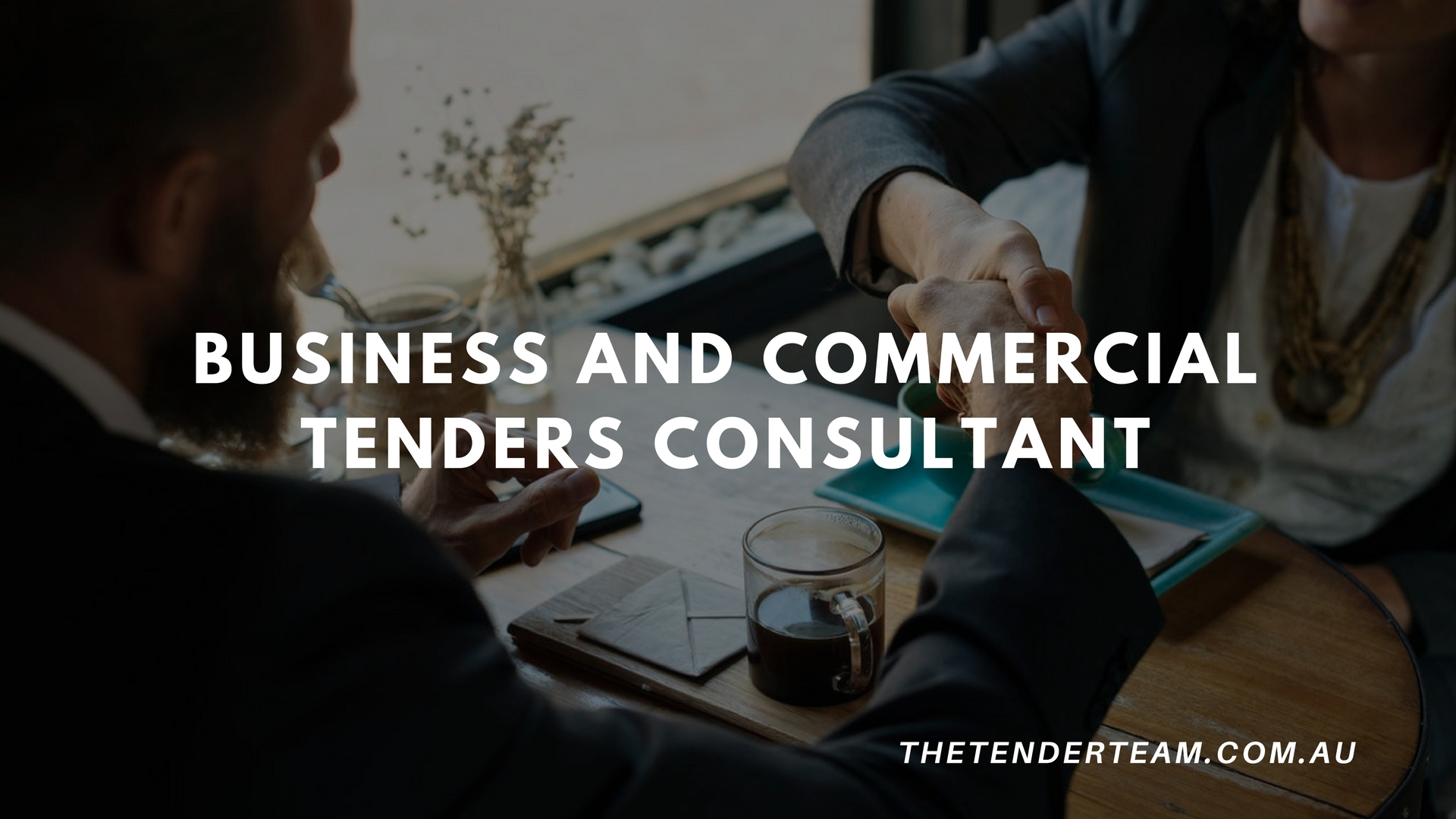 Business and Commercial Tenders Consultant