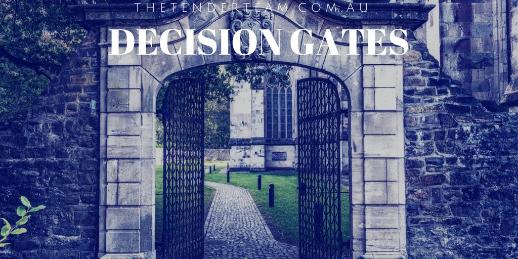 Decision Gates