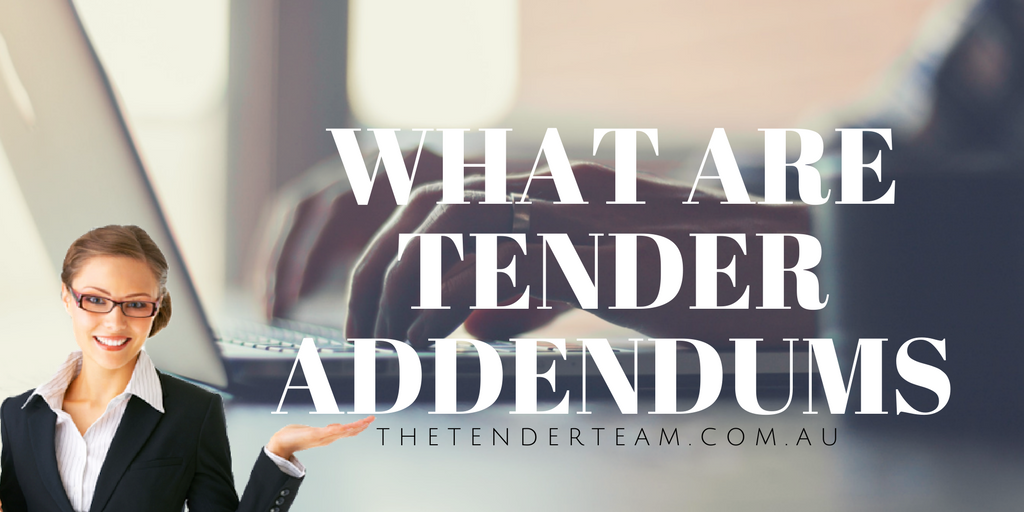 Expert Tender Writing Consultant | 0410 448 770 | What is an