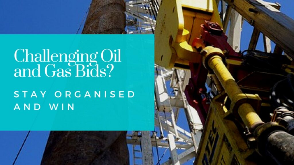 Oil and Gas Tenders and Bids