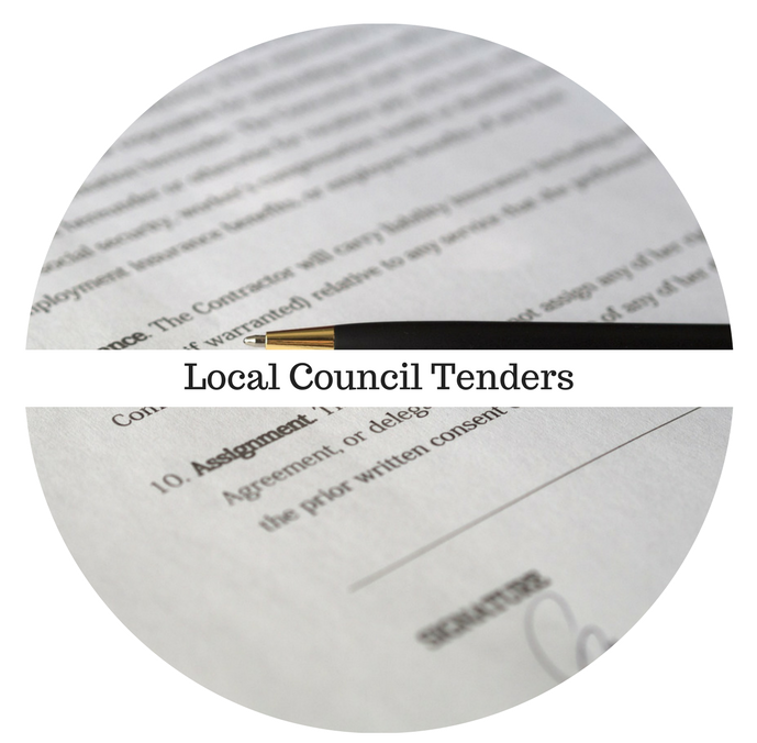 Local Council Tenders