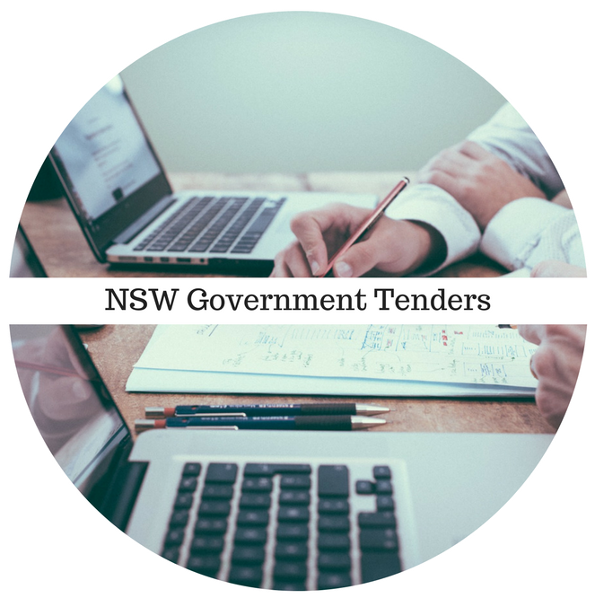 nsw government tenders