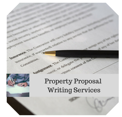 Property Proposal Writing Services