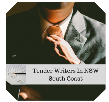 Tender writers in NSW south coast