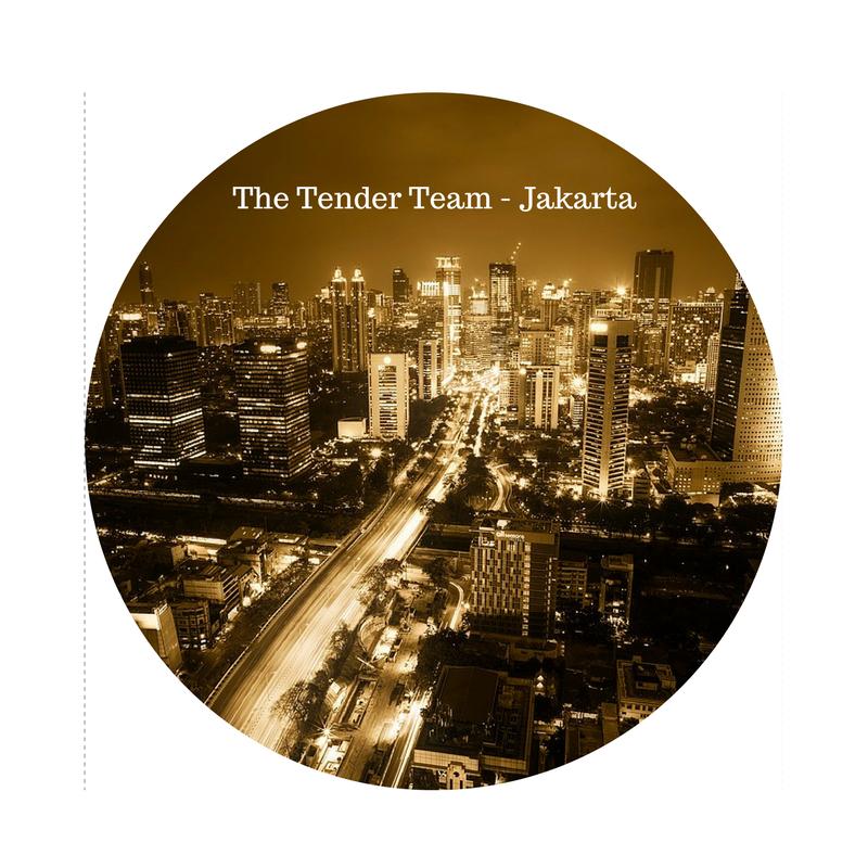 tender writers in Jakarta
