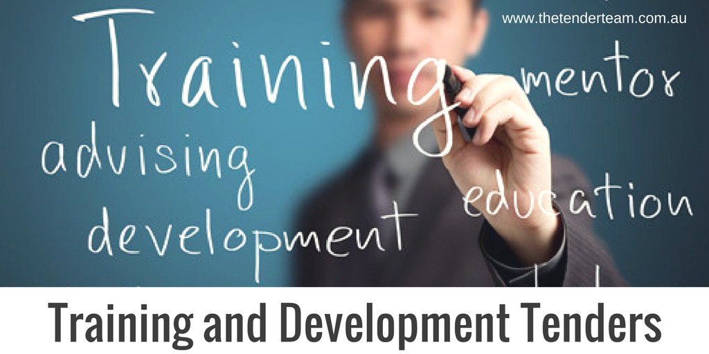 Training and Development tenders