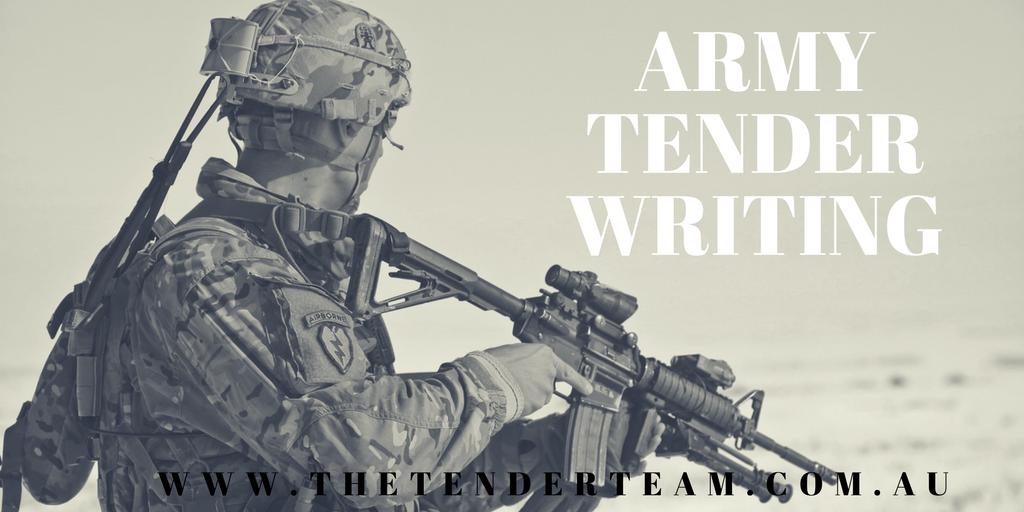 Army Tenders