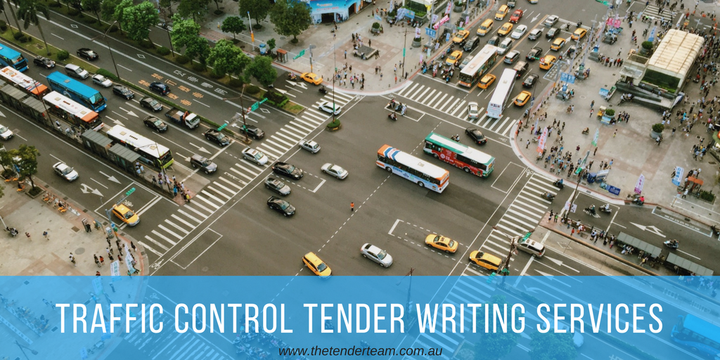 Traffic Control Tender Writing