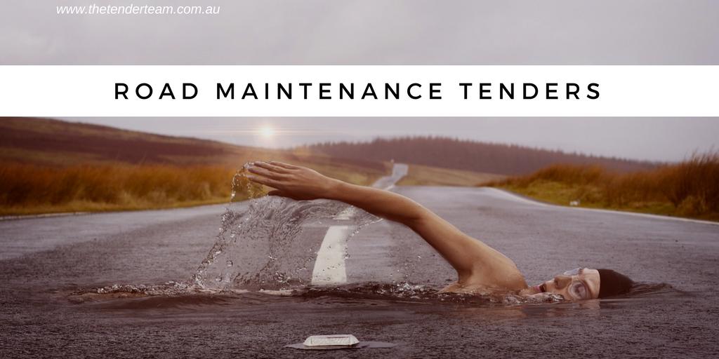 Road Maintenance Tenders