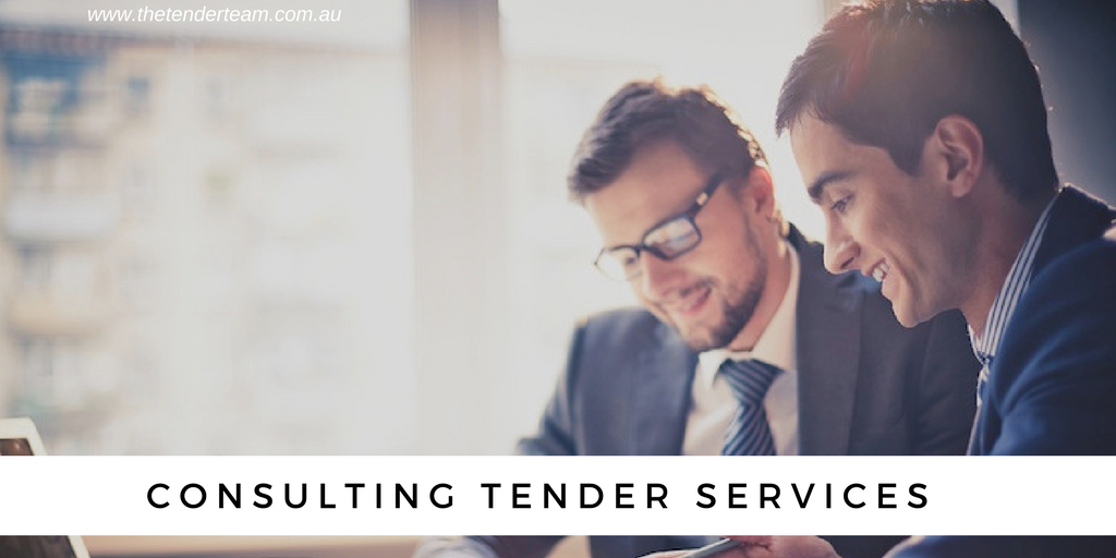 Consulting Tender Services