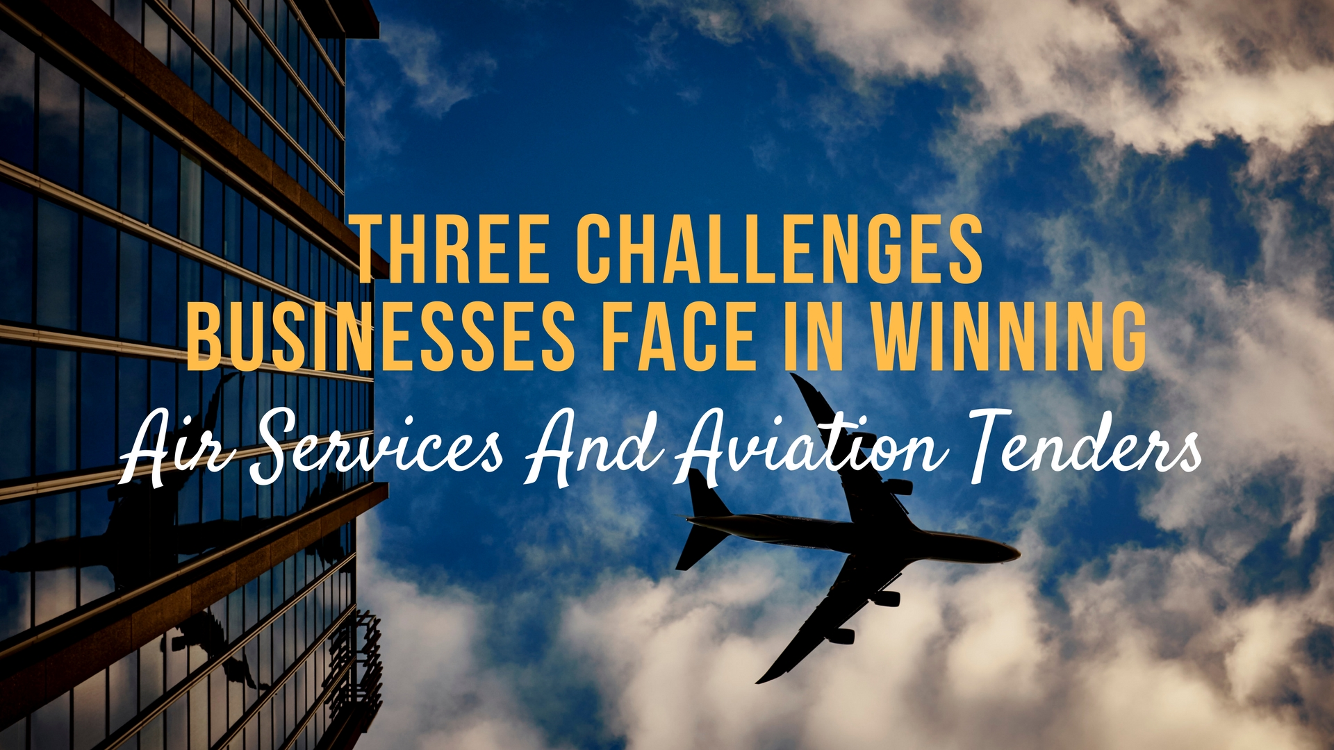 air services and aviation tenders