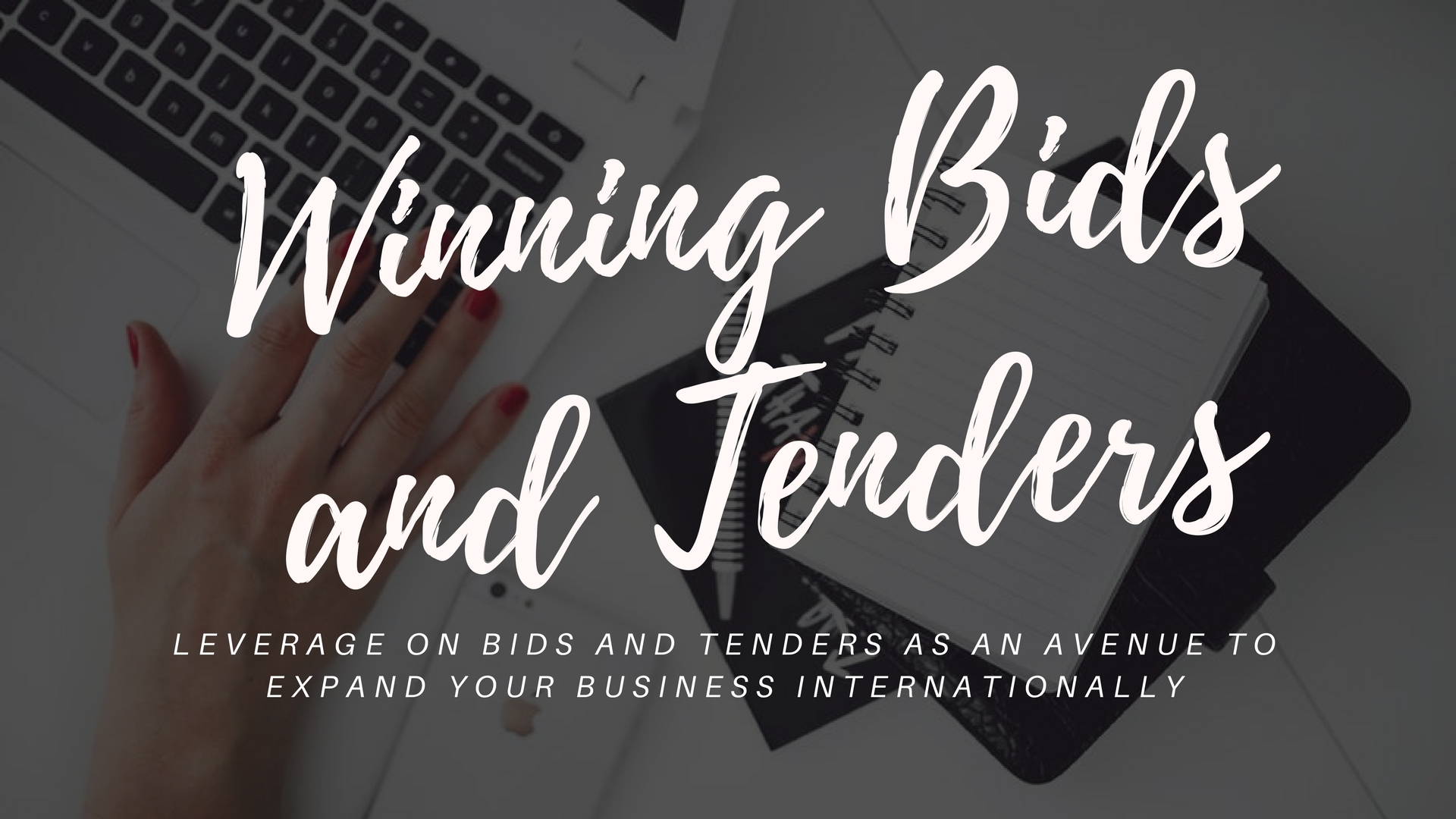 Winning Bids and Tenders