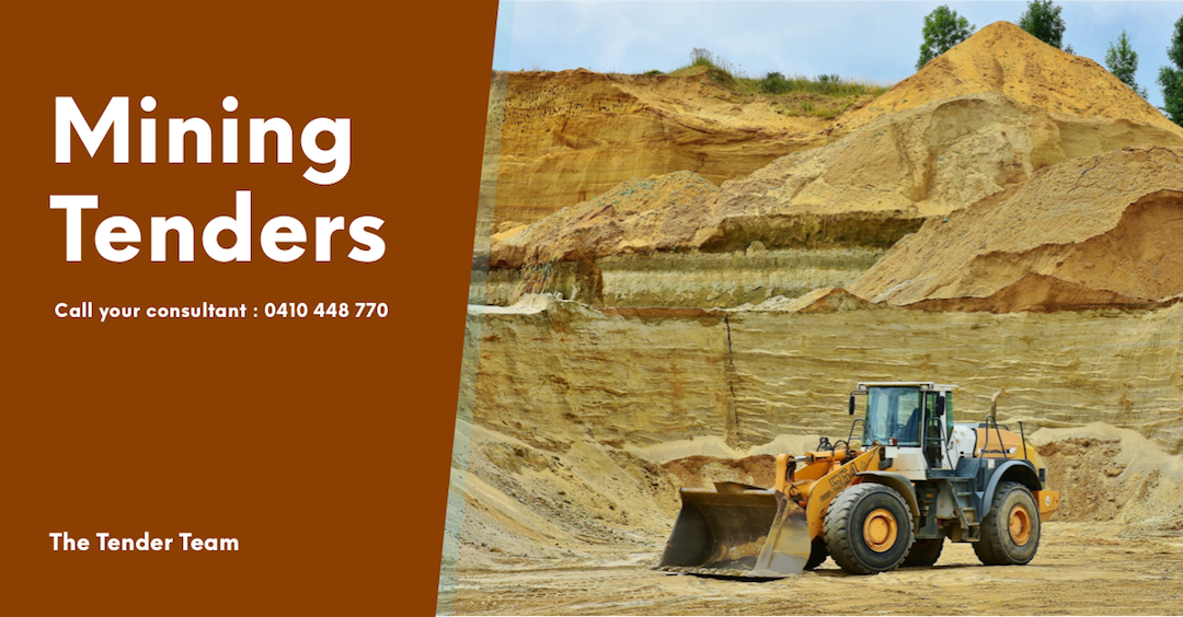 Write Perfect Mining Tenders