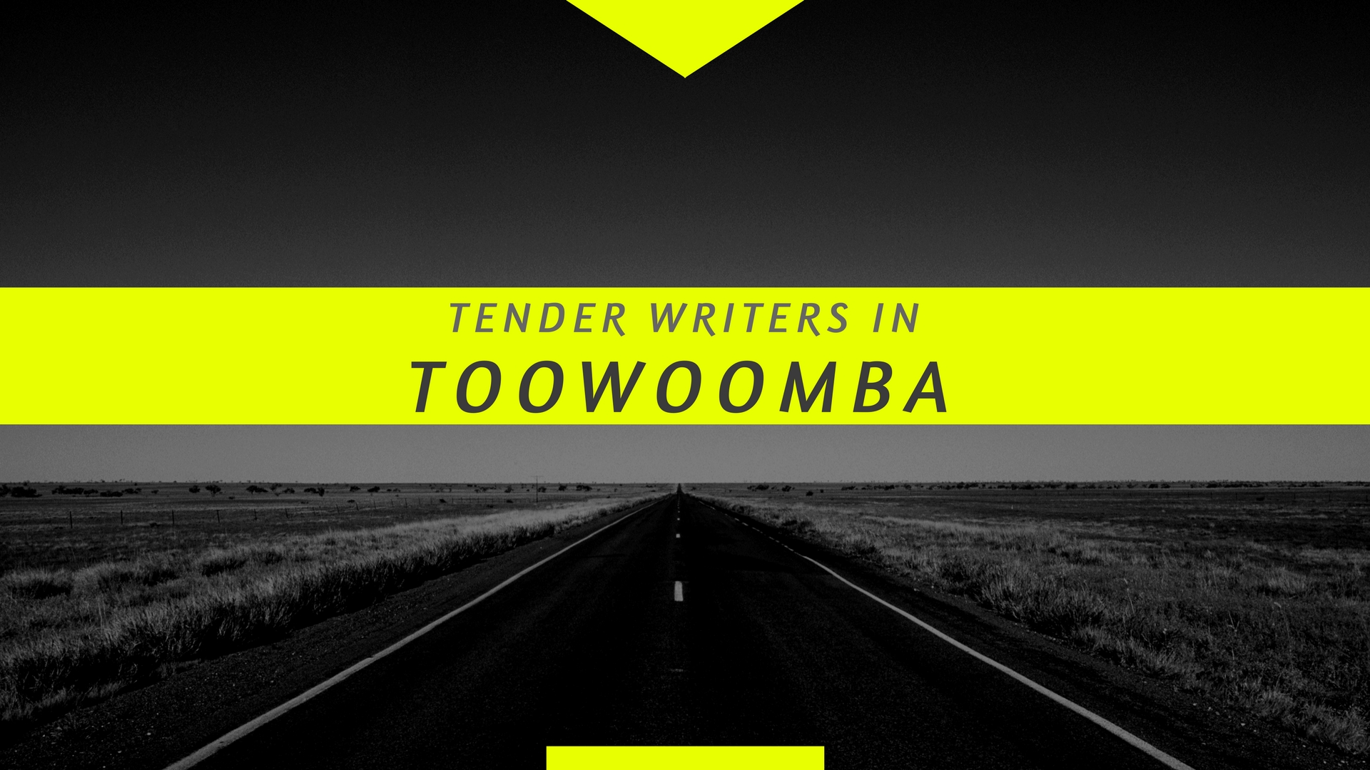 tender writers in toowoomba