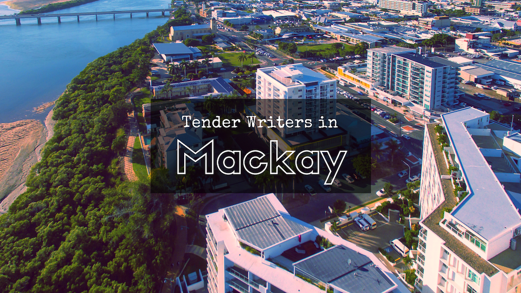 Tender Writers in mackay